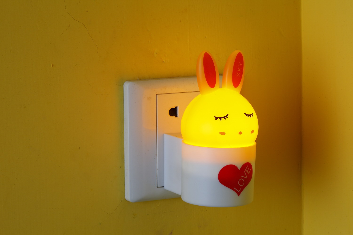 Rabbit Baby Night Light 2016
