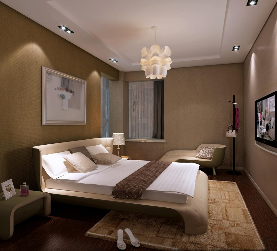 Superb Bedroom Lighting Ideas