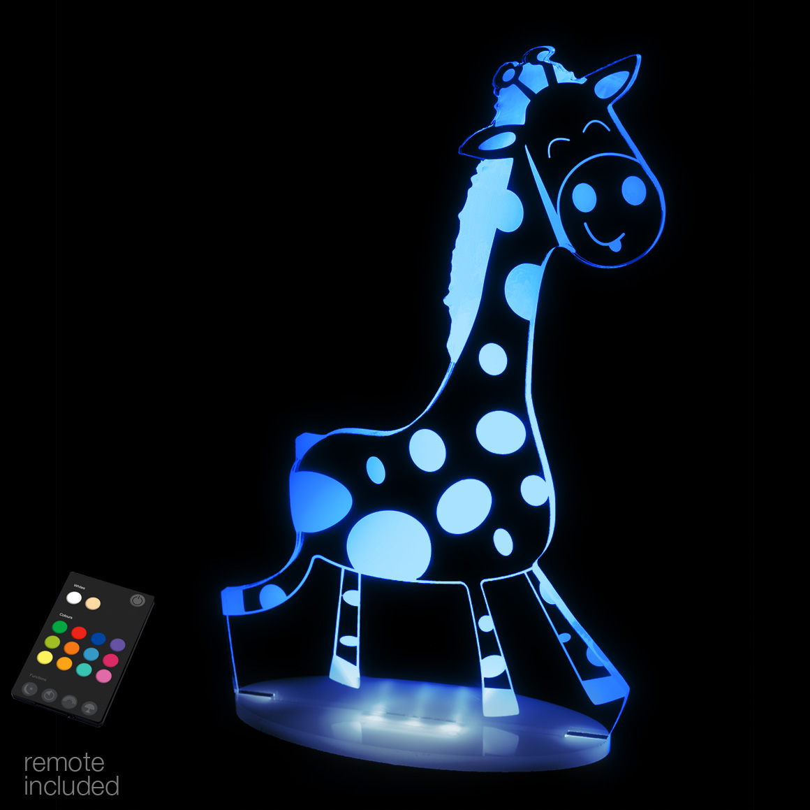 Giraffe Childrens Night Lights