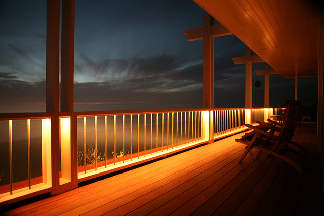 Marvelous Deck Lighting