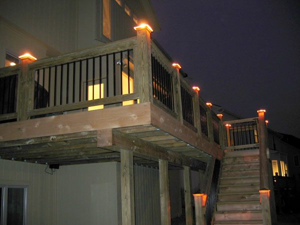 marvelous deck lighting excellent deck lights detail led deck lights