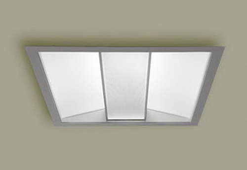 Simple Drop Ceiling Lighting