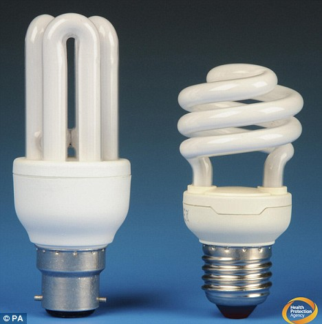 Basic Energy Saving Light Bulbs