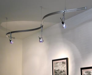 Gorgeous Flexible Track Lighting