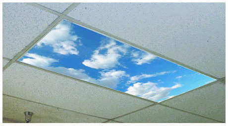 Sky Fluorescent Light Covers