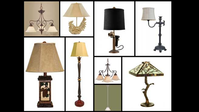 Pretty Lamps And Lighting