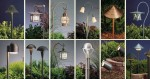 Various Landscape Lighting Fixtures