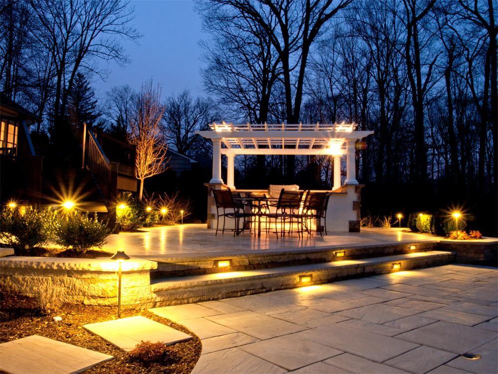 Complete Landscape Lighting
