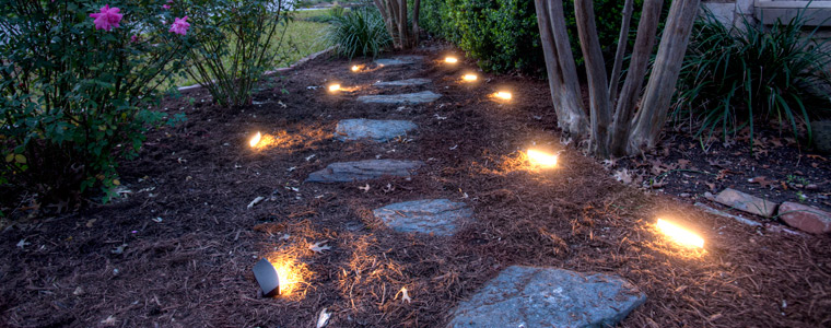 Simple Landscaping Lights
