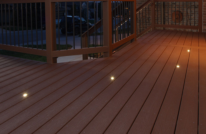 Detail Led Deck Lights