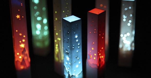Colorful Led Lighting Uk