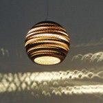 Round Knitted Light Shades