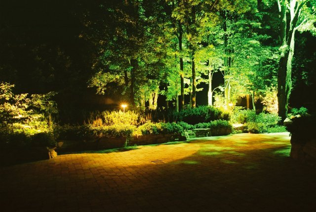 Exquisite Low Voltage Garden Lighting