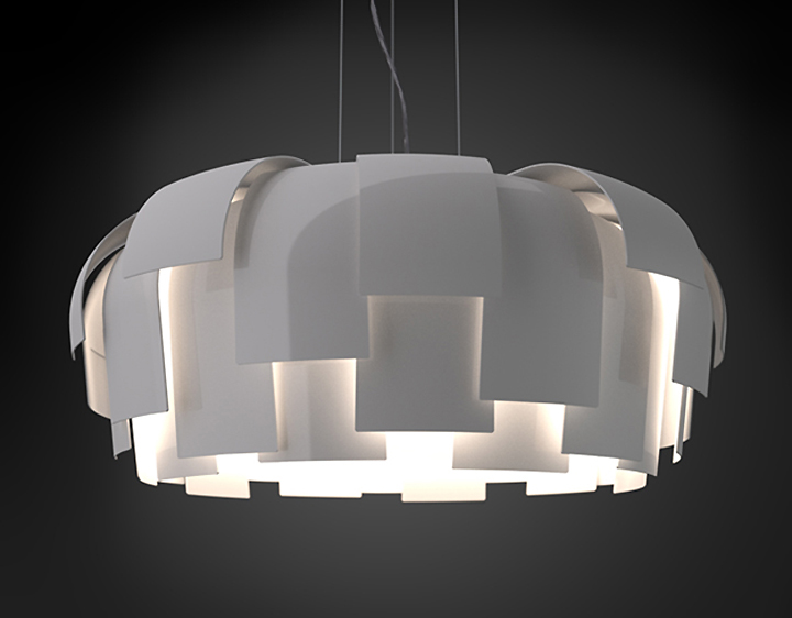 White Modern Lighting 2016