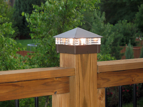 Great Outdoor Deck Lighting