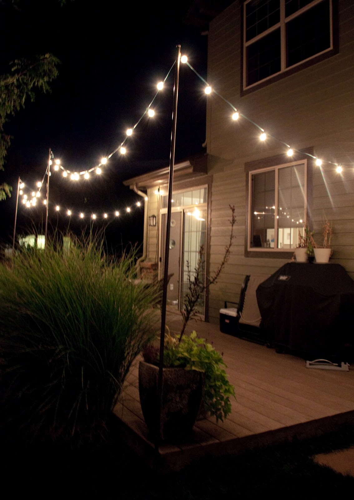 Pretty Outdoor Hanging Lights