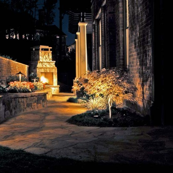 Great Outdoor Low Voltage Lighting