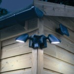 Bright Outdoor Security Lights