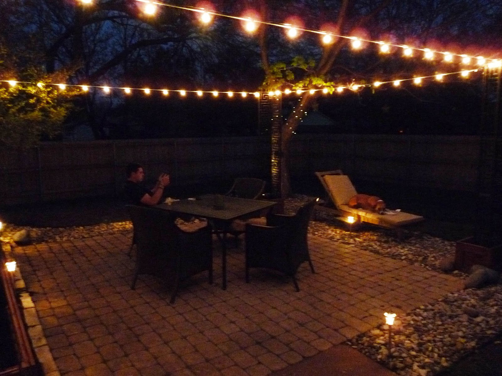 Graceful Patio Lighting Ideas