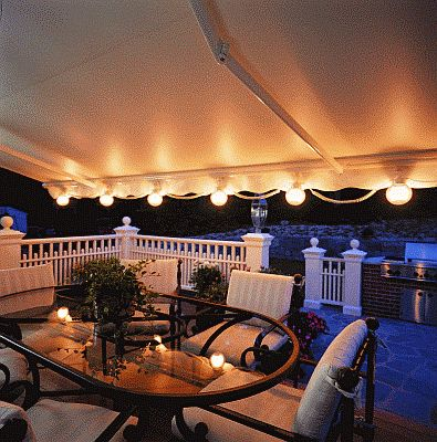 Follow this Patio Lighting