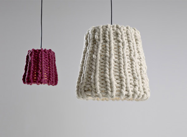 Cloth Pendant Light Shades