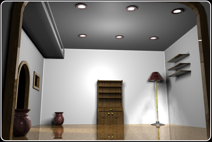 Sublime Recessed Led Lighting