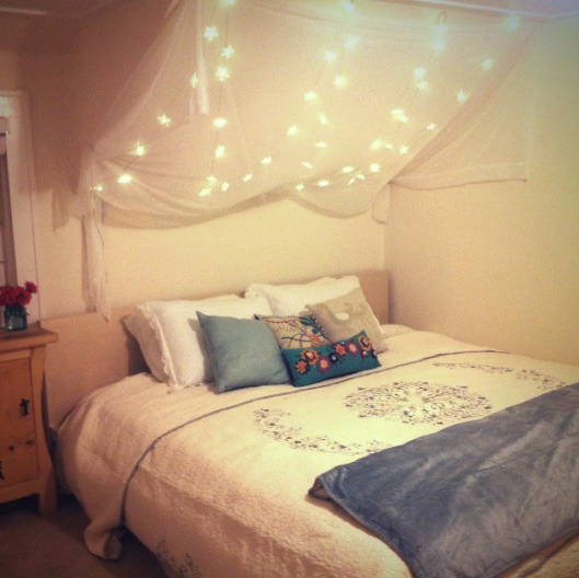 Unbelievable String Lights For Bedroom 2016