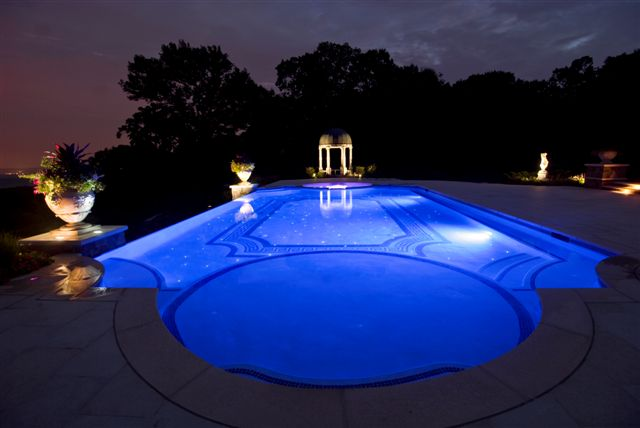 Amazing Swimming Pool Lights