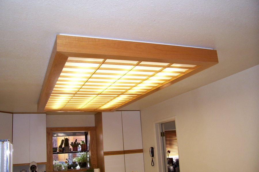 Huge Kitchen Light Covers