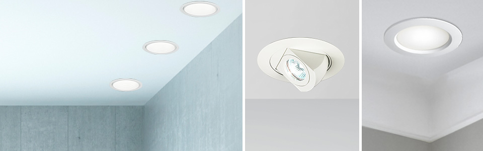 Various Led Recessed Lighting