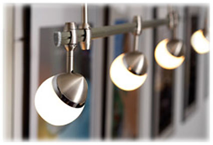 Round Track Lighting Fixtures