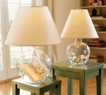 Creamy Bedside Lamps