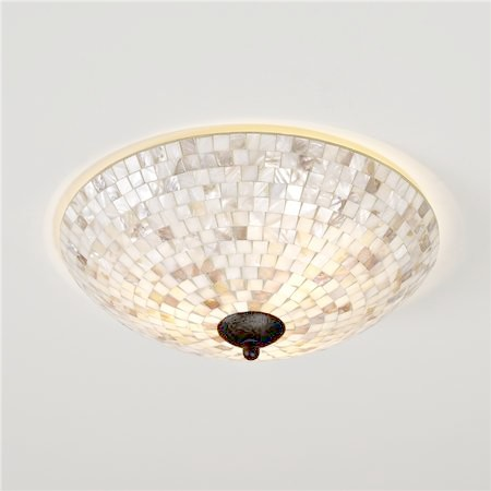 Mother of Pearl Ceiling Light Shades