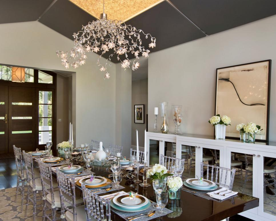 Messy Dining Room Lighting Ideas 2016
