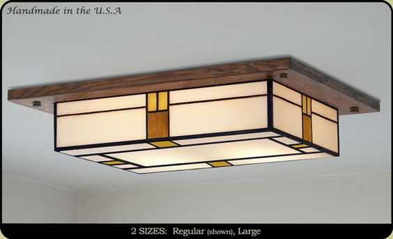 EE Residence Flush Kitchen Lighting