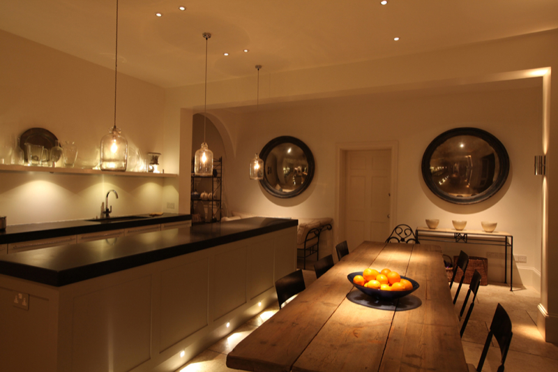 Sally Kitchen Downlights