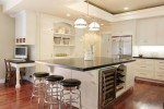 Square Kitchen Island With Seating