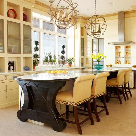Interesting Kitchen Lighting Pictures