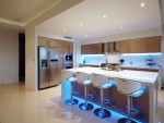 Blue Led Kitchen Strip Lights