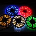 5 colors Led Strip Lights
