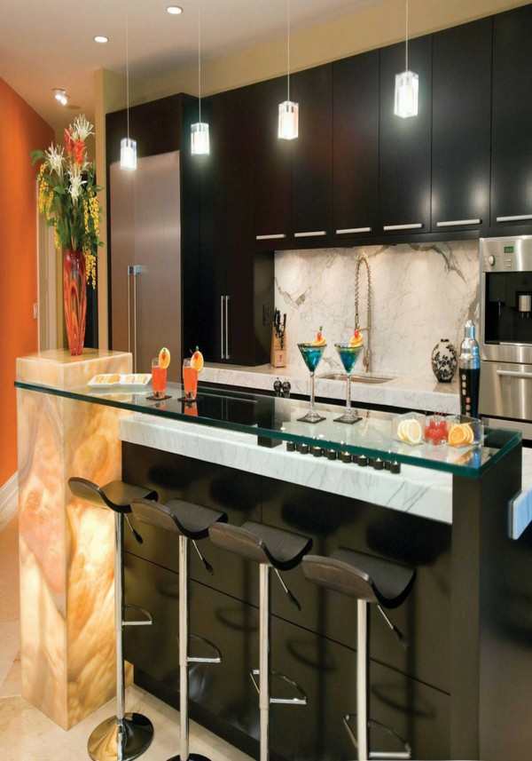 Stylish Lighting Kitchen