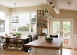 Rectangle Pendant Lights For Kitchen Island