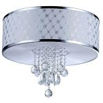 Whse of Tiffany RL1085 France Crystal Chandelier