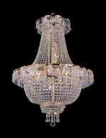 French Empire Crystal Chandelier Chandeliers Lighting H 30″ W24″